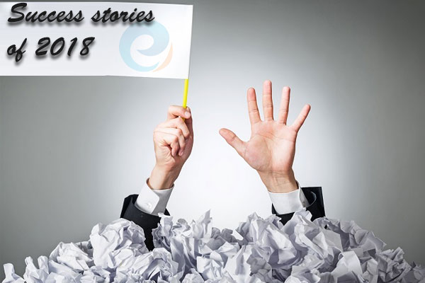 Some of the Success stories of 2018