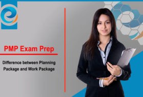 PMP Exam Prep – Difference between Planning Package and Work Package