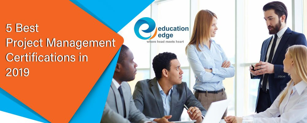 5 Best Project Management Certifications in 2019