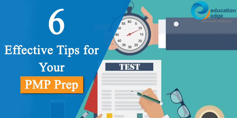 6 effective Tips for your PMP prep
