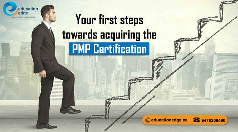 Your first steps towards acquiring the PMP Certification
