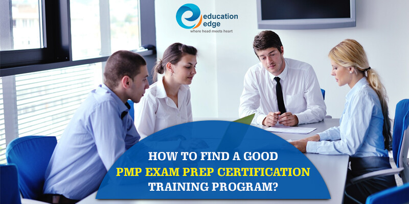 How to find a good PMP Exam prep certification training program?