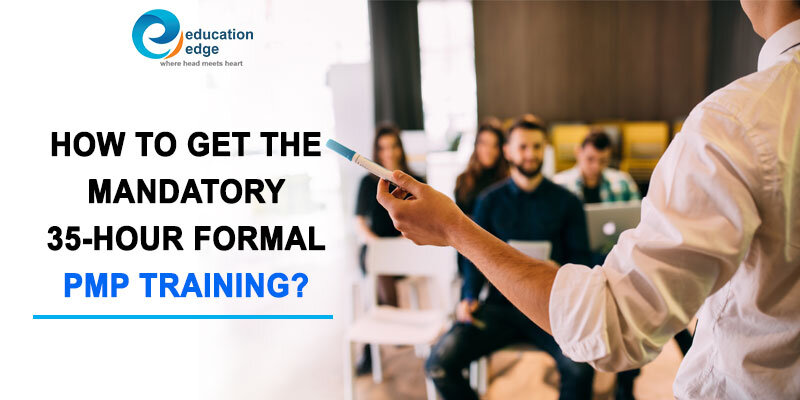 How to get the mandatory 35-hour formal PMP training?