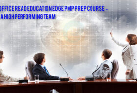 PMBOK 7 Office Read Education Edge PMP Prep Course – Creating a High Performing Team