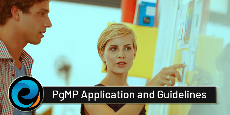 PgMP Application and Guidelines