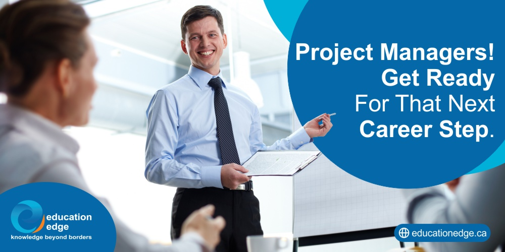 Project Managers Get Ready For That Next Career Step
