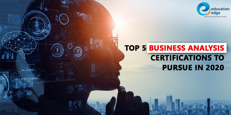 Business Analysis certifications
