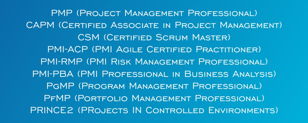 Project Management Training at Education Edge